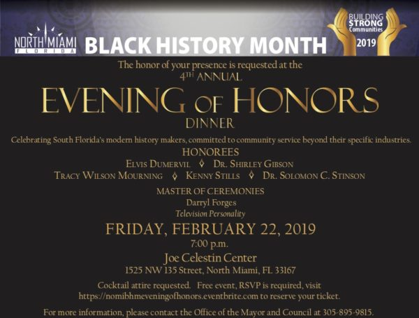 Evening of Honors